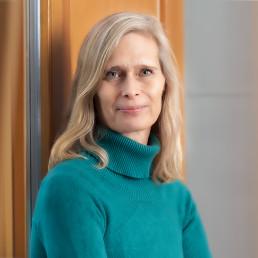 Portrait Dr. Cornelia Nicklas